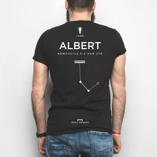 Albert 1996 Shirt - The Goal Hanger