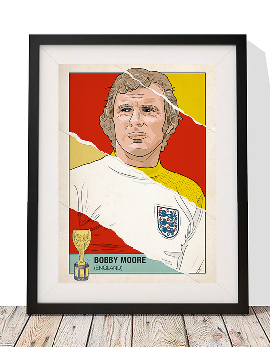 Mark Johnson: Bobby Moore (England)