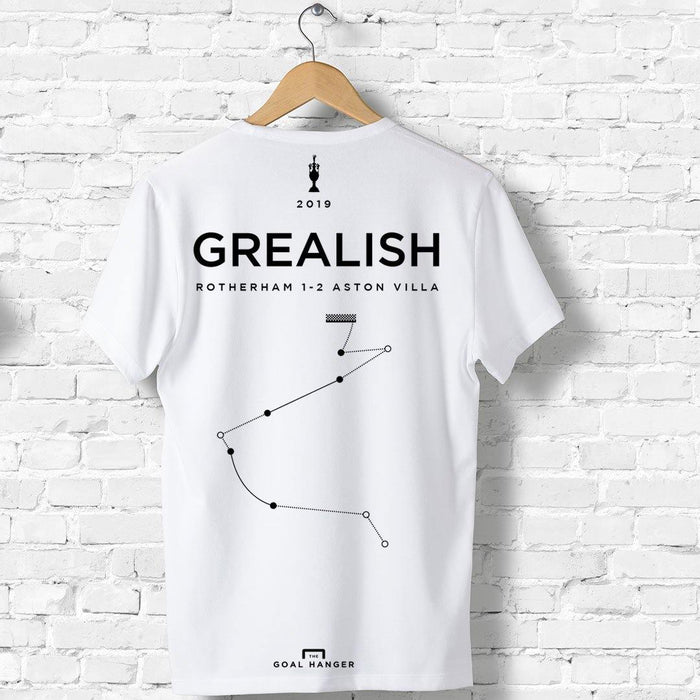 Grealish 2019 Shirt - The Goal Hanger