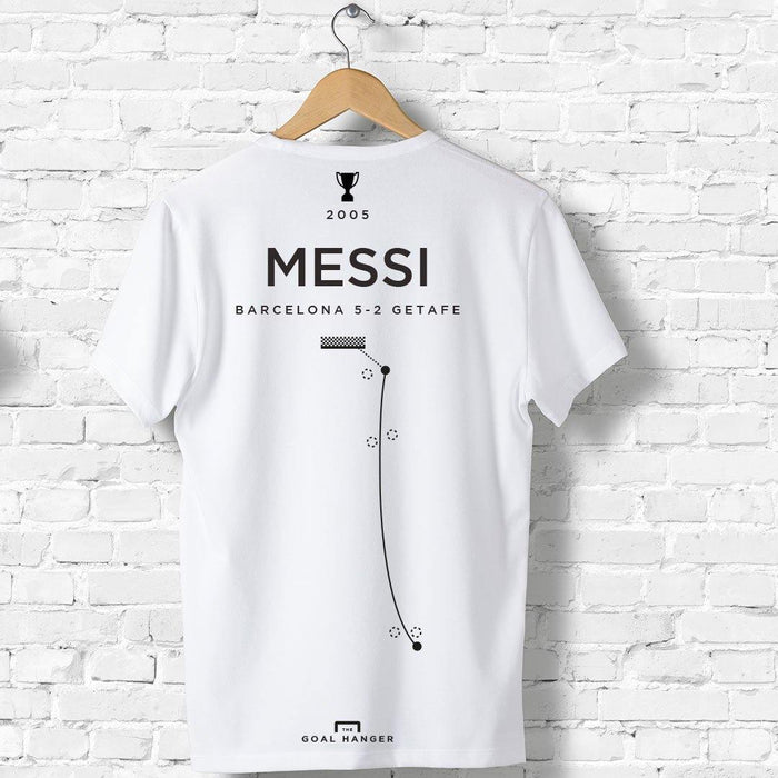 Messi Run 2005 Shirt