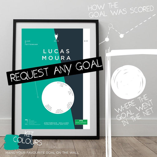 Blizzard: request your favourite goal - The Goal Hanger