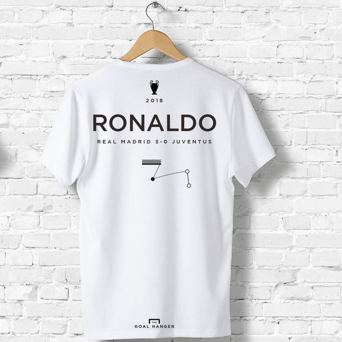 Ronaldo Overhead 2018 Shirt - The Goal Hanger