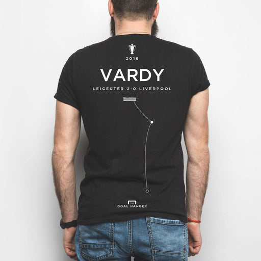 Vardy 2016 Shirt - The Goal Hanger
