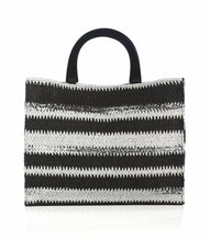 Load image into Gallery viewer, HAVANA TOTE, BLACK