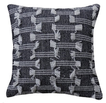 Load image into Gallery viewer, Chicos Home Throw Pillow Cover Black White
