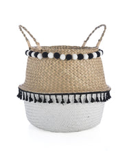 Load image into Gallery viewer, LARGE LARAMIE BASKET, NATURAL