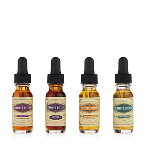 Scrappy's Small Batch Bitters Set