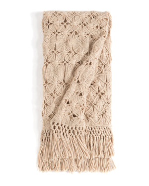 The Macrame - Blush