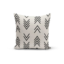 Load image into Gallery viewer, Modern Arrow Top Pillow Cover