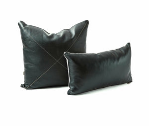 Leather Pillow Covers - Multiple Sizes/Colors