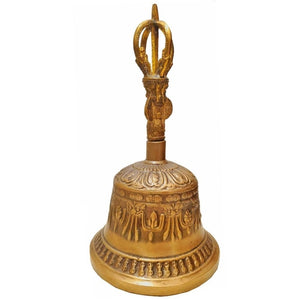 Tibetan Singing Bell with Dorje