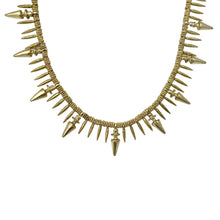 Load image into Gallery viewer, Sunna Studded Necklace