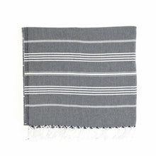 Load image into Gallery viewer, Sultan Peshtemal Pure Cotton Beach Towel