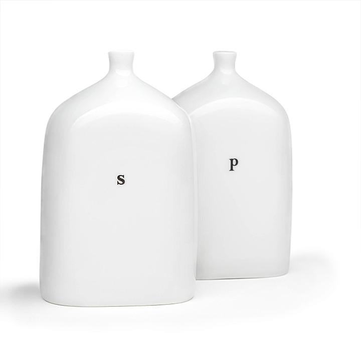 VIALS salt and pepper shakers