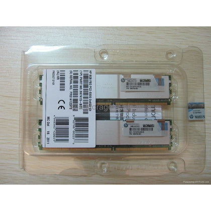 HP 16GB (1*16GB)Dual Rank PC3-10600R (DDR3-1333MHz)RegCAS-9 LV (G8 Series)