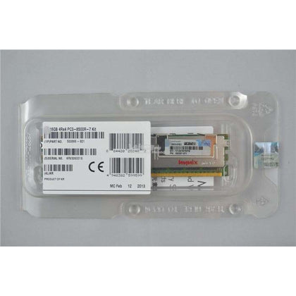 HP 16GB (1*16GB) Dual Rank REG KIT PC3-8500 1066MHz (G6/G7 Series)