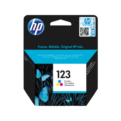 HP Cartridge 123 colour