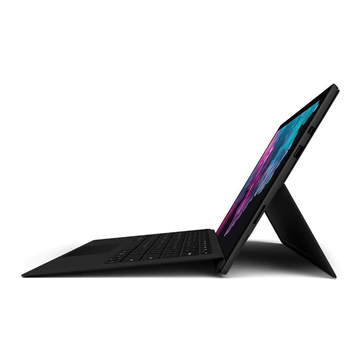 Microsoft Surface Pro 6, 2-in-1 Laptop, Intel Core-i5-8250U, 12.3 Inch, 256GB SSD, 8GB RAM, Intel UHD Graphics 620, Windows 10, No Keyboard, Black [Intl. Version]