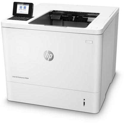 HP LaserJet Enterprise M608dn Monochrome Laser Printer-print only