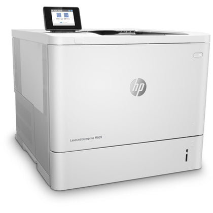 HP LaserJet Enterprise M609dn Monochrome Laser Printer-Duplex,print only