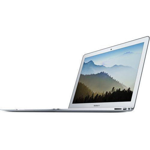 Apple MacBook Air MQD32 Laptop - Intel Core i5-1.8Ghz Dual Core, 13-Inch, 128GB SSD, 8GB, English Keyboard, macOS Sierra, Silver - International Version
