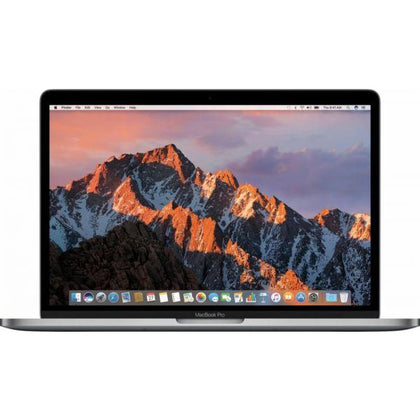 Apple MacBook Pro MPXQ2 Laptop - Intel Core i5, 2.3Ghz Dual Core, 13-Inch, 128GB SSD, 8GB, English Keyboard, Mac OS Sierra, Space Gray - International Version