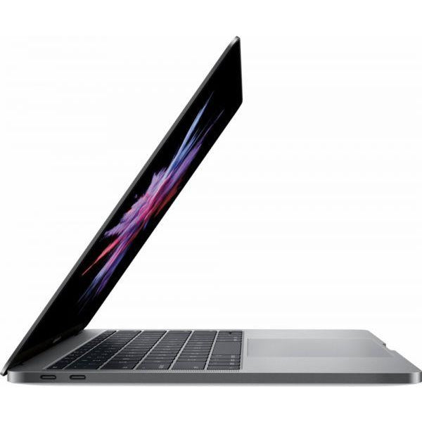 Apple MacBook Pro With Touch Bar and Touch ID MPTR2 Laptop - Intel Core i7, 2.8 Ghz Quad Core, 15-Inch, 256GB SSD, 16GB, 2GB VGA-Radeon Pro 555, English Keyboard, Mac OS Sierra, Space Gray - International Version