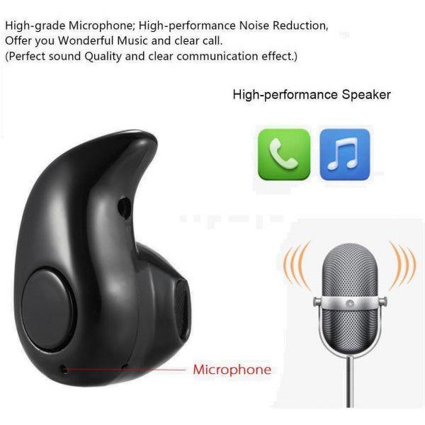 Bluetooth Headset Mini S530 Black