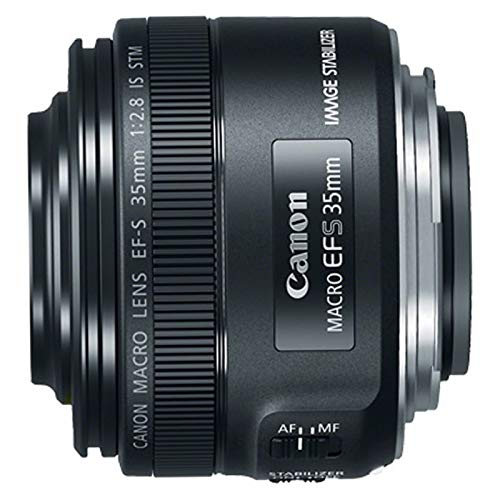 Canon EF-S 35mm f/2.8 Macro IS STM Camera Lens