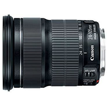 Canon Ef 24-105Mm F/3.5-5.6 Is Stm Lens for Cameras - 54101