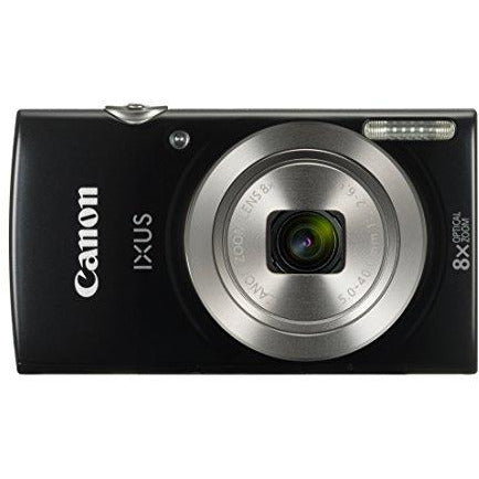 Canon IXUS 185 - 20 MP, Point & Shoot Camera, Black