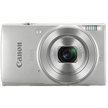 Canon IXUS 190 Digital Point and Shoot Camera, Silver
