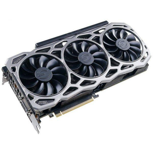 EVGA | GTX 1080 Ti | FTW3 GAMING | 11GB | iCX Technology | ( 11G-P4-6696-KR ) | Graphics Card
