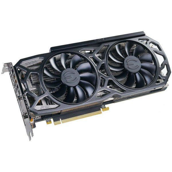 EVGA | GTX 1080 Ti | SC Black Edition GAMING | 11GB | iCX Technology | ( 11G-P4-6393-KR ) | Graphics Card