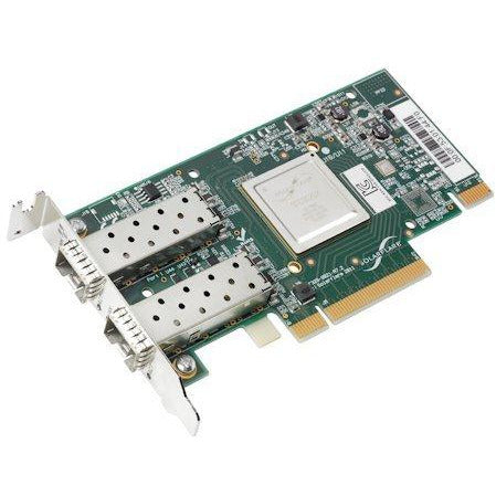 IBM - 47C9960 - IBM Solarflare SFN6122F LL Dual Port 10GbE SFP+ Adapter for IBM System x - PCI Express x8 - Full-height, Low-profile
