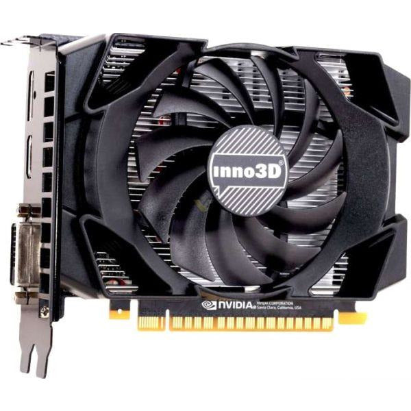 Inno3D GeForce GTX 1050 TI Compact 4GB GDDR5 Graphics Card