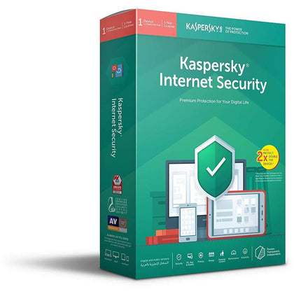 KASPERSKY INTERNET SECURITY 2019 - 4 USERS(3+1)