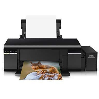 Epson L805 Printer CD Printer with Continuing Inking System with Wireless