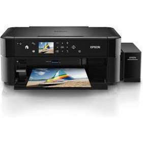 Epson L850 Printer CD Printer with 3 in 1 (memory card and SD Card Otions)with Continuing Inking System
