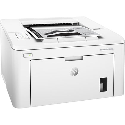 HP LaserJet Pro M203dw Monochrome Laser Printer,wireless,Duplex,Print only