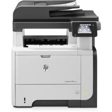 HP LaserJet Pro MFP M521dn,Black and White