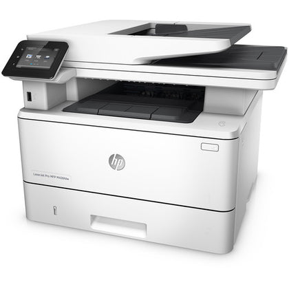 HP LaserJet Pro MFP M426fdw black and white, print, scan, copy