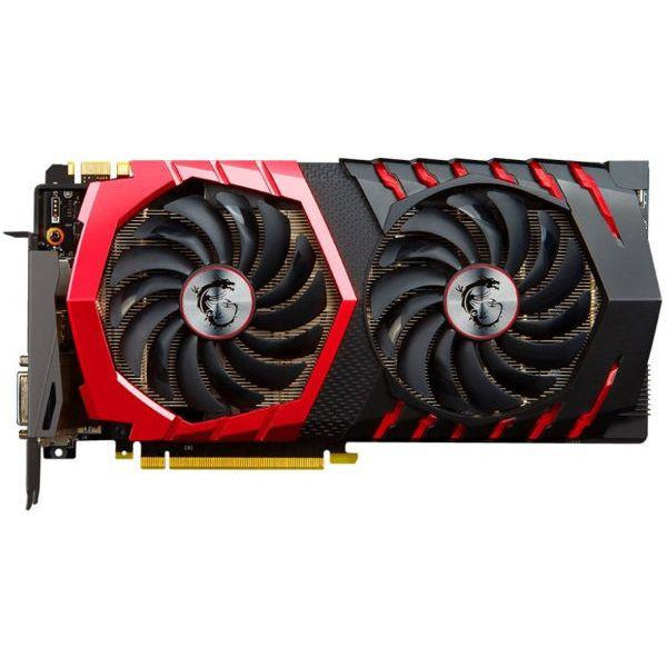 MSI GeForce GTX 1080 Gaming 8GB GDDR5X SLI DirectX 12 VR Ready Graphics Card (GTX 1080 GAMING X 8G)