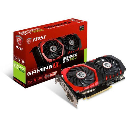 MSI Geforce GTX 1050 2 GB GDDR5 Graphics Card