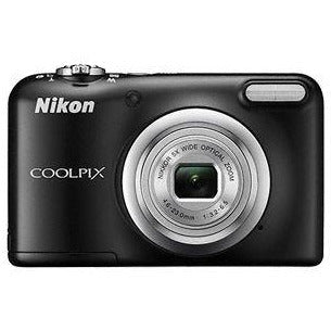 Nikon CoolPix A10 - 16.1 MP, 5X, Point and Shoot Camera, Black