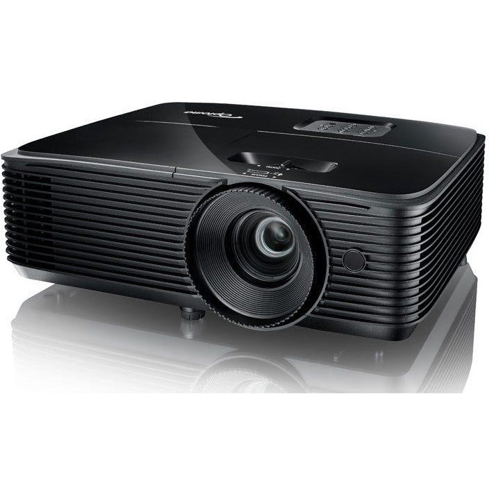 Optoma S312 SVGA DLP Projector, 3200 Lumens, HDMI, USB,Optional Wireless