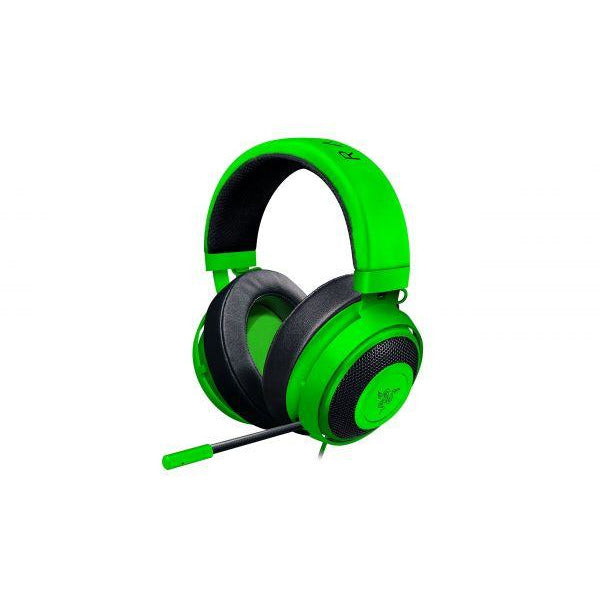 Razer Kraken Pro V2 - Oval Ear Cushions - Analog Gaming Headset for PC, Xbox One, Playstation 4, and Nintendo Switch, Black