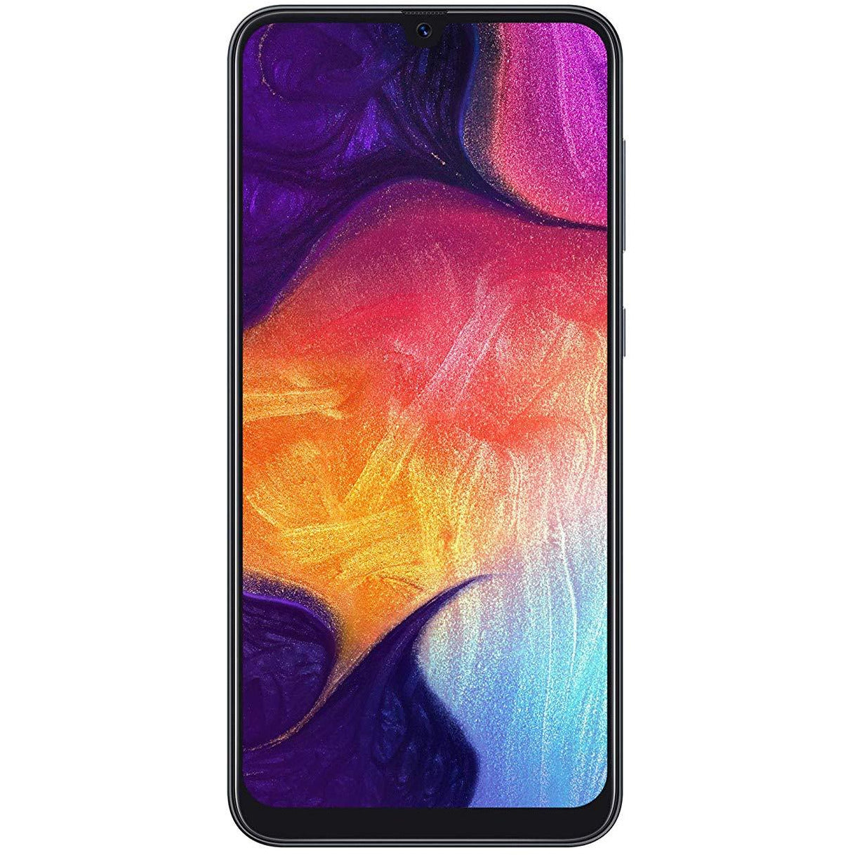 Samsung Galaxy A50 (Black, 4GB RAM, 128GB Storage)
