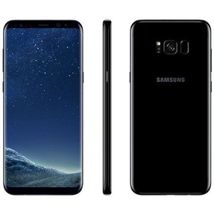 Samsung S8 plus black