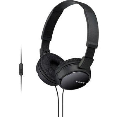 Sony Sound Monitoring Over The Ear Headset [Black, MDRZX110AP]